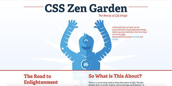 CSS Zen Garden 1