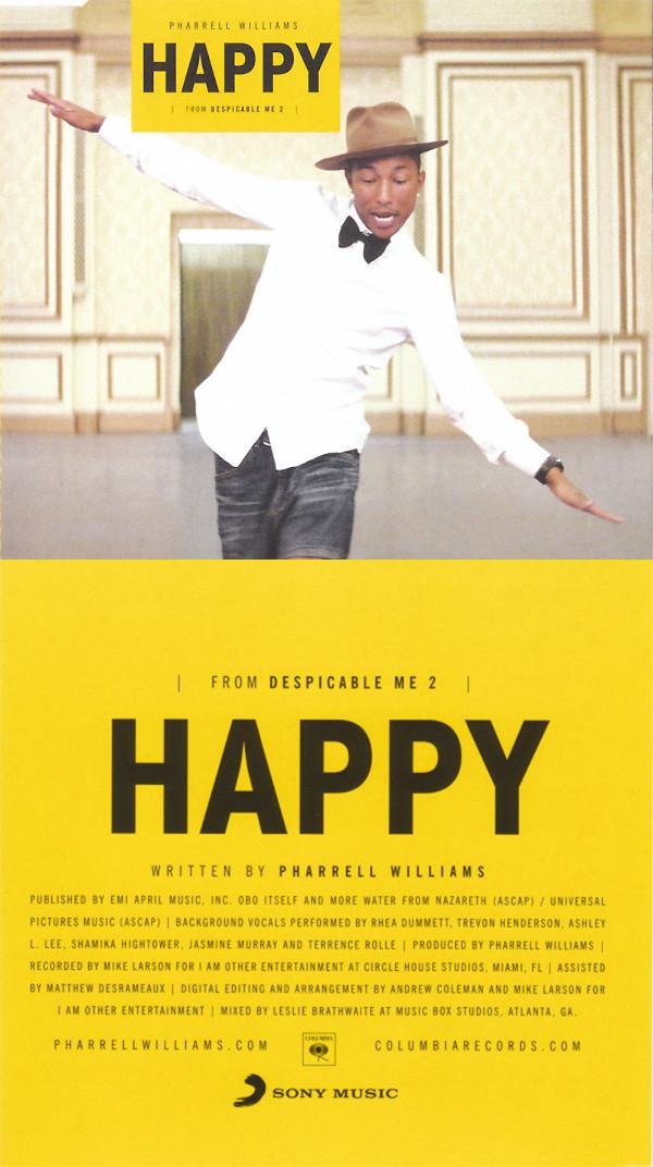 Happy Album Cover